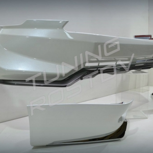 Тюнинг Обвес Aero Package Prado 18